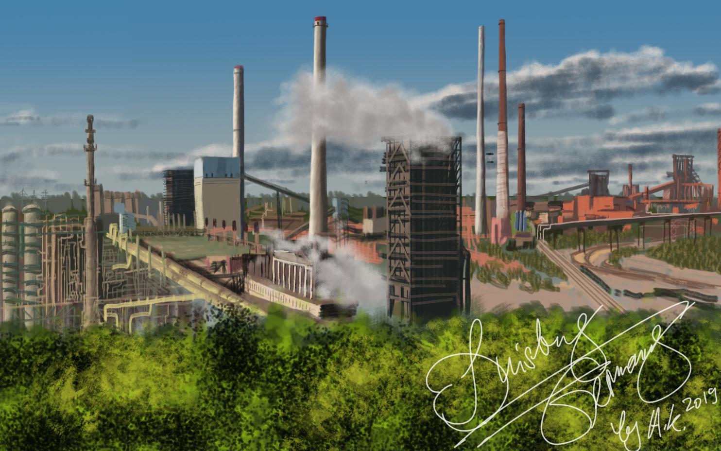 Kokerei Duisburg