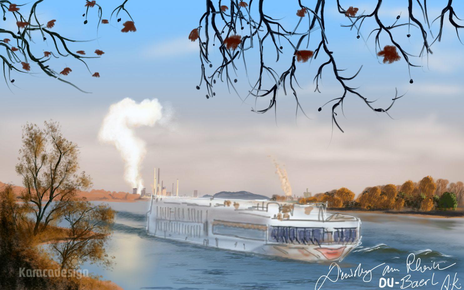 Duisburg on the Rhine, Duisburg Baerl