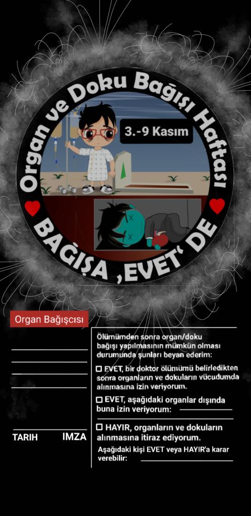 Organ Bağıscısi