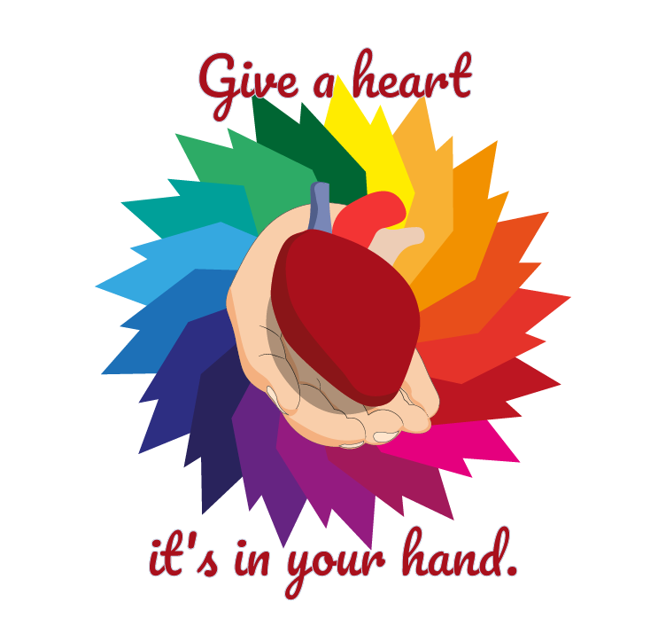 give a heart